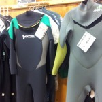 『CLASSIC MODEL』 RASH WET SUITS