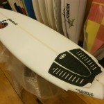 『FAT COMMANDER』 INSPIRE SURFBOARDS