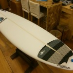 『P4-WIDE-VEE』 INSPIRE SURFBOARDS