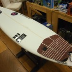 『Krank』INSPIRE SURFBOARDS.
