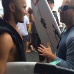 『Hurley Australian Open of Surfing 2014』 SK SURFBOARDS.