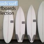 SURFBOARDS. サーフボード