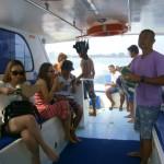 『1day boat trip』 BALI TOUR 2014
