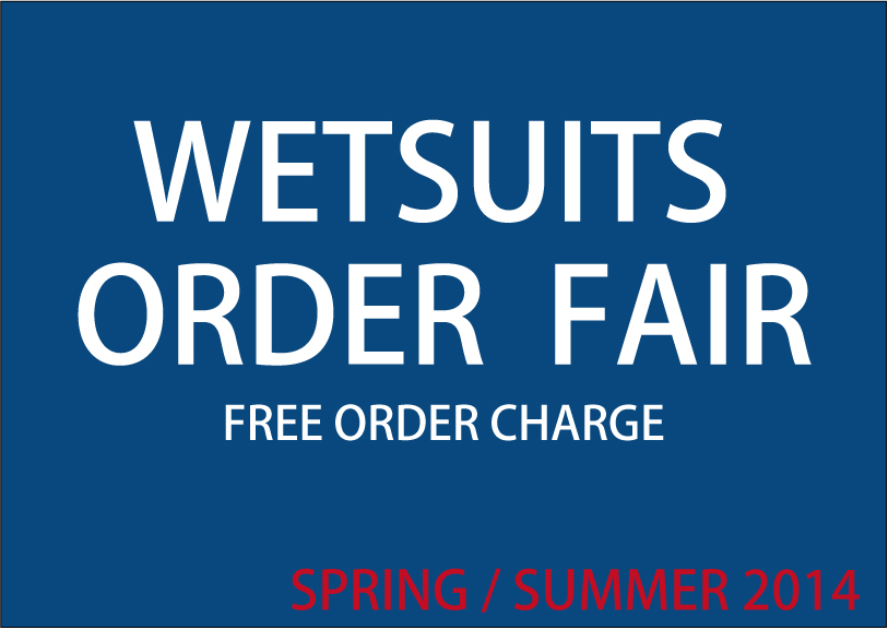 WETSUITS ORDER-FAER