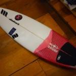 【BUNNY HIP】INSPIRE SURFBOARDS.