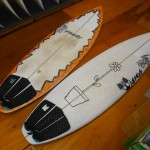 NEW MODEL 【STACEY SURFBOARDS】
