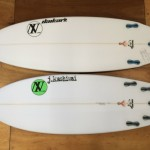 INSPIRE SURFBOARDS ストック入荷