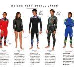 【O'NEILL】spring/summer 2017 catalog