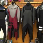 HURLEY WET SUITS 冬モデル
