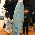 子供用ウエットスーツとフロートスーツ