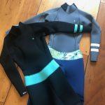 女性用 ハーレーウエットスーツ