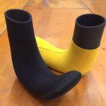 明日の波予報 と 調子の良い防寒ブーツ