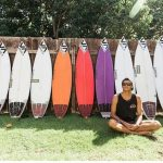 「Jason Kashiwai」INSPIRE SURFBOARDS