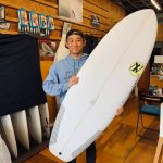 「PRIMO」INSPIRE SURFBOARDS 新入荷