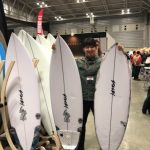 STACEY SURFBOARDS #572