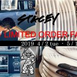 【SATCEY LIMITED ORDER FAIR】がスタート!