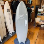 「THE TWIN」MF SOFTBOARDS