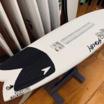 「TIMES TWO」STACEY SURFBOARDS