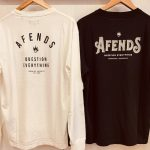 AFENDS L/S TEE