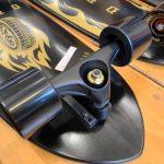 「INTRO」サーフスケートを引き継いだ「DRAG SKATE BOARD」¥28,000