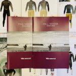 ウエストスーツ 最新秋冬モデルカタログ到着