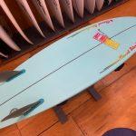 FISHBEARD・CI FISH ツインフィンモデル