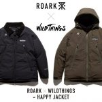 ROARK x WILDTHINGS 「HAPPY JACKET」入荷