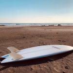 温暖な海水とFISH BEARD 12月