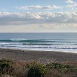 TWIN PIN で冬の良い波を