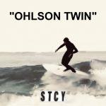 """動画 """"OHLSON TWIN"""" 日本の波でのテストライド"""