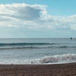 昨日の定休日は良い波でした